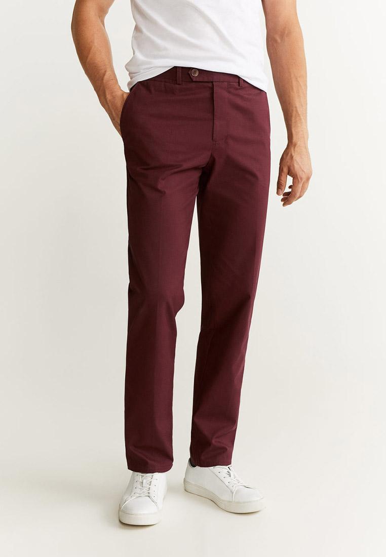 Мужские зауженные брюки Mango Man 53033702
