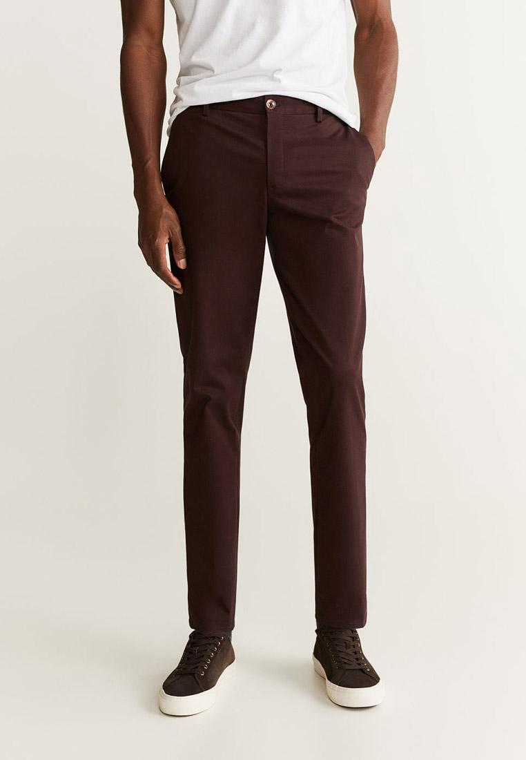 Мужские зауженные брюки Mango Man 53065713