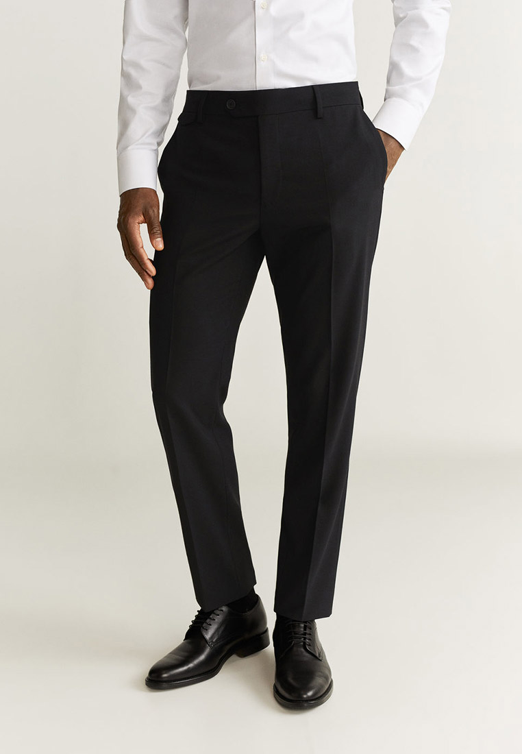 Мужские классические брюки Mango Man 53075707