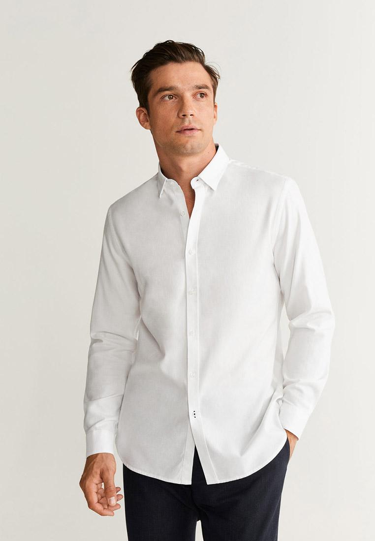 Рубашка с длинным рукавом Mango Man 53015721