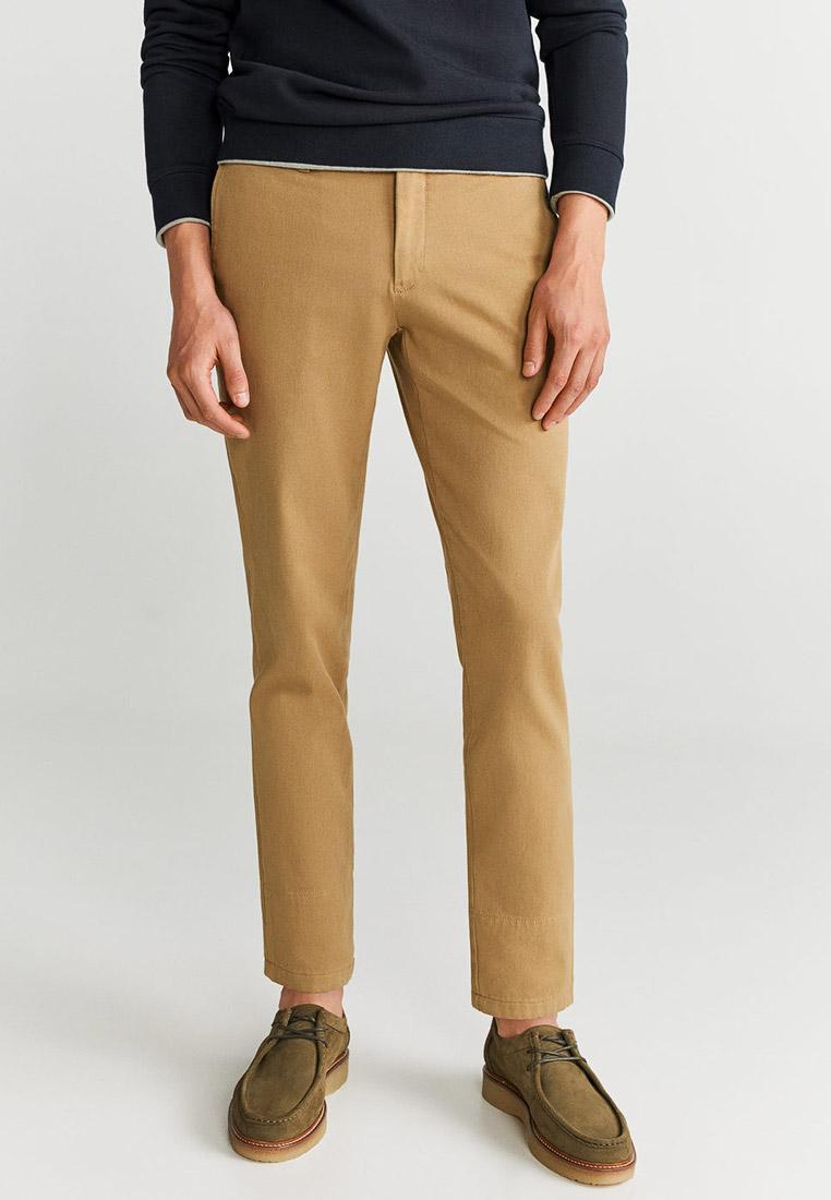 Мужские повседневные брюки Mango Man 53025014
