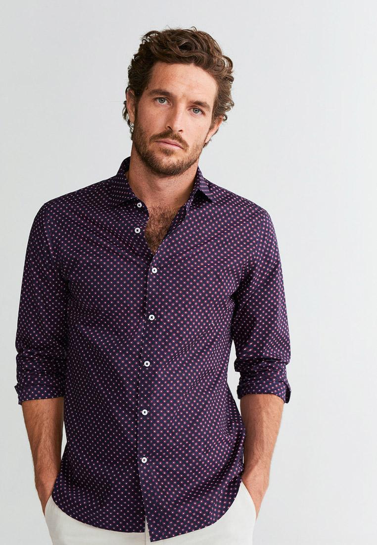 Рубашка с длинным рукавом Mango Man 53035717