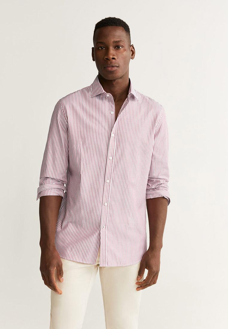 Рубашка с длинным рукавом Mango Man 53075714