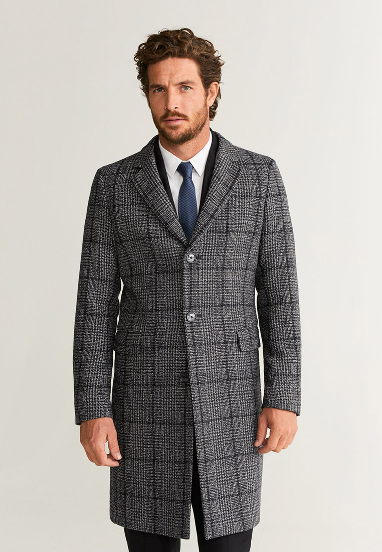 Мужские пальто Mango Man 53005507