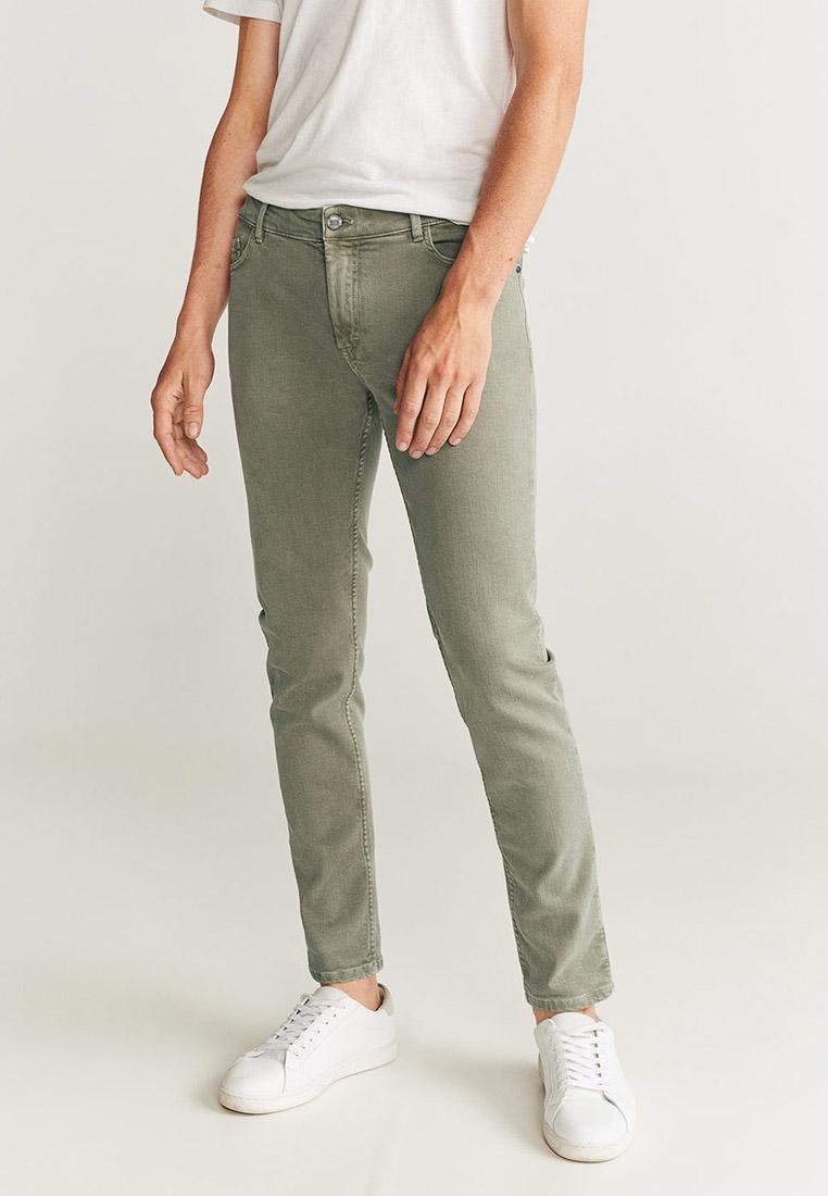 Зауженные джинсы Mango Man 57065782