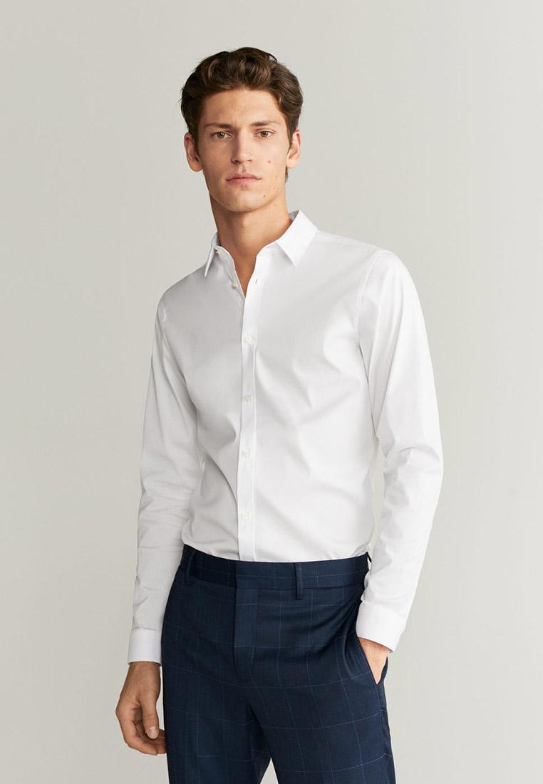 Рубашка с длинным рукавом Mango Man 67090505
