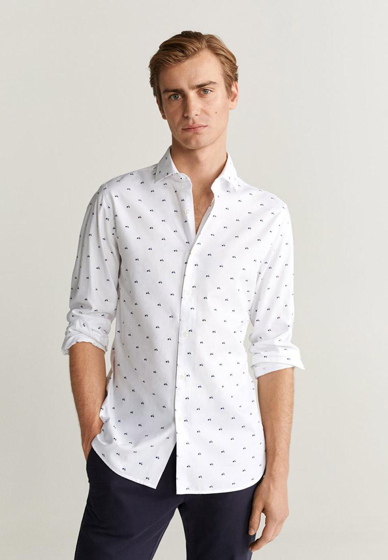 Рубашка с длинным рукавом Mango Man 67002884