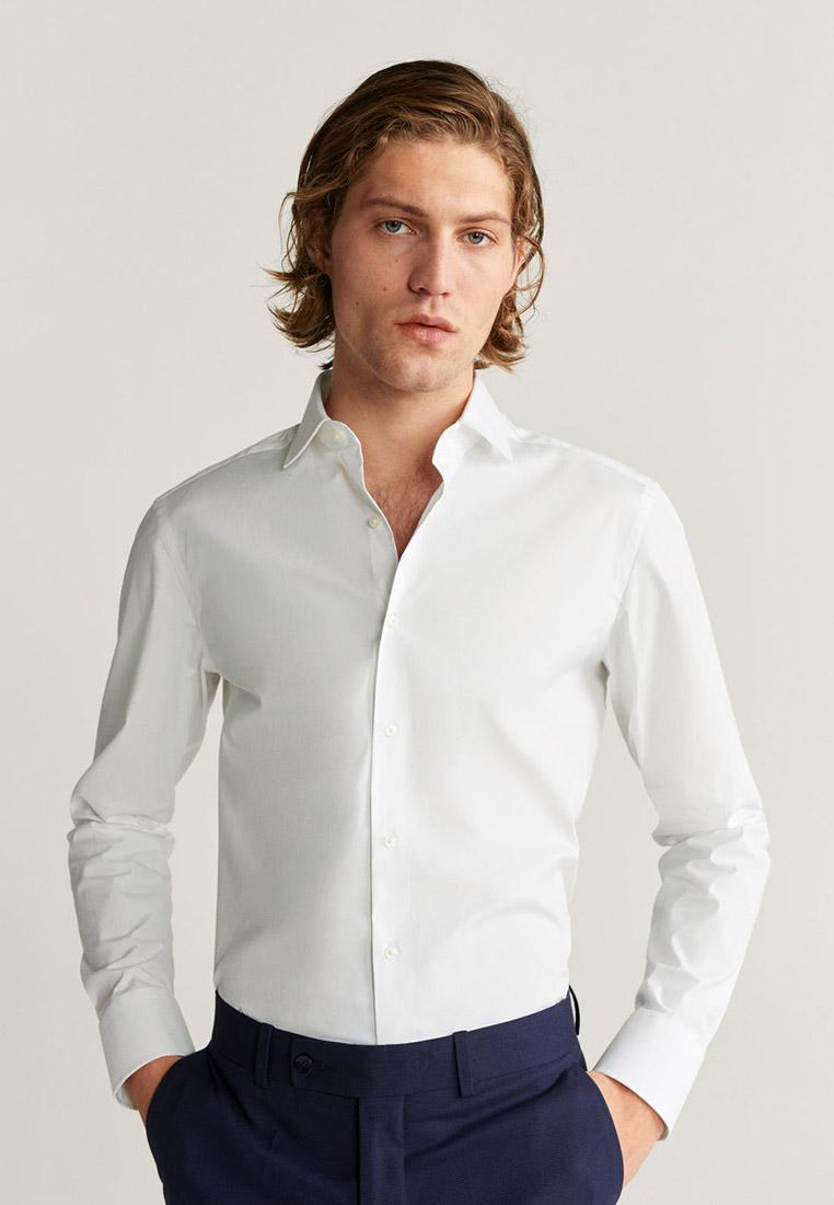 Рубашка с длинным рукавом Mango Man 67030515