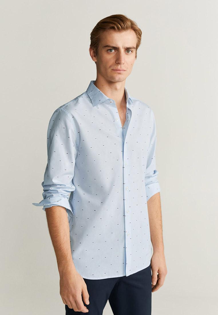 Рубашка с длинным рукавом Mango Man 67002886
