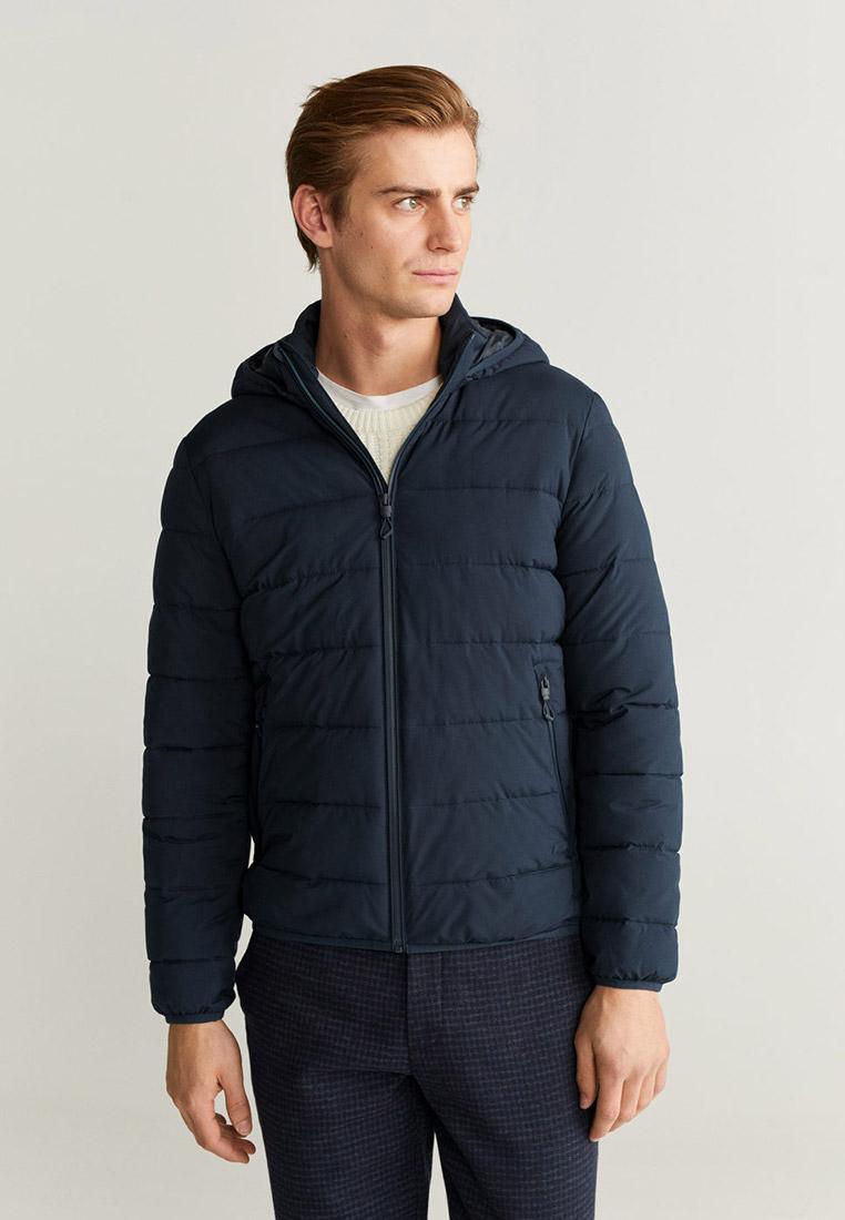 Утепленная куртка Mango Man 67010505