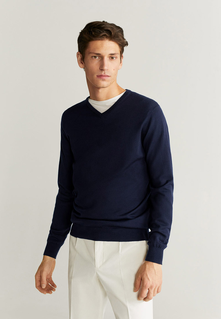 Пуловер Mango Man 67000508