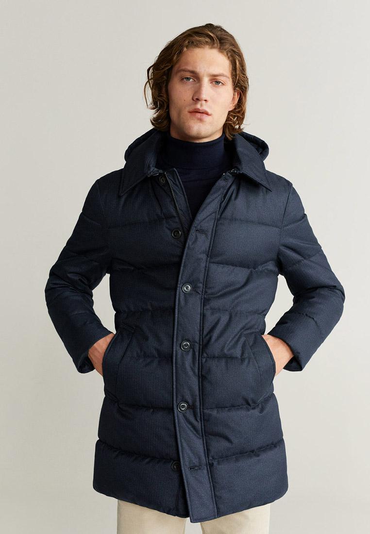 Утепленная куртка Mango Man 67030502