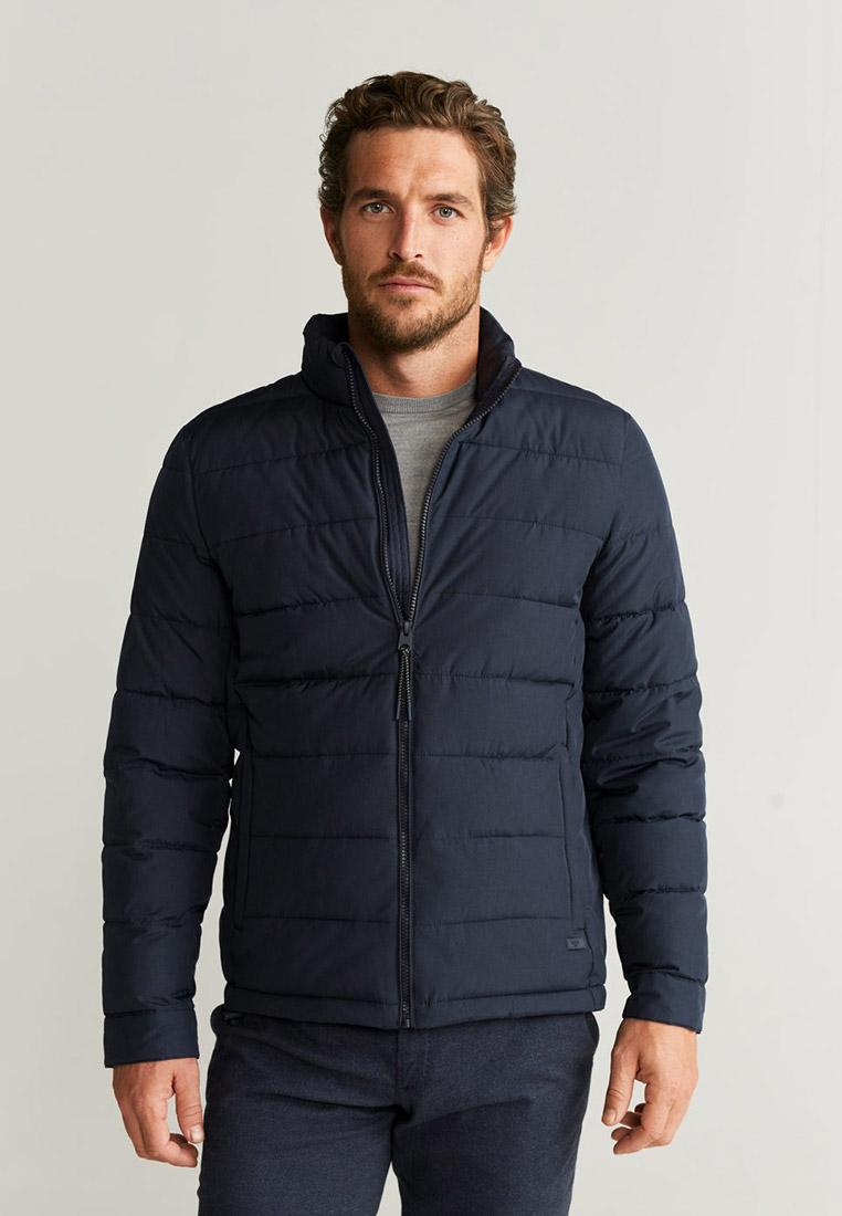 Утепленная куртка Mango Man 67010504