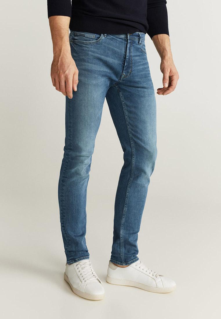 Зауженные джинсы Mango Man 67020521