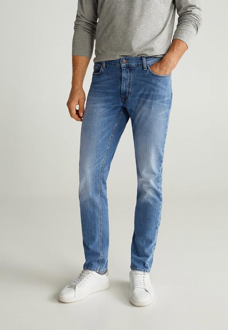Зауженные джинсы Mango Man 67070511