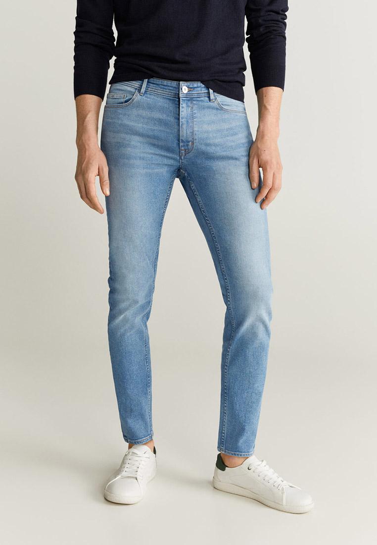 Зауженные джинсы Mango Man 67010523