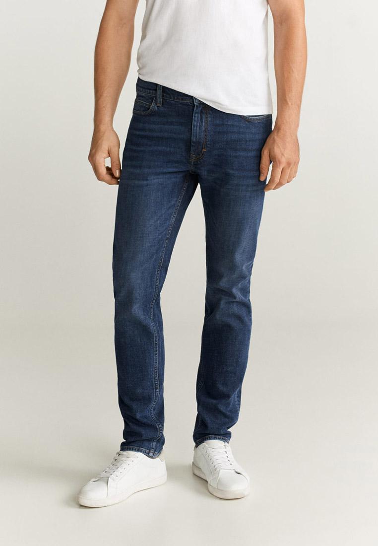 Мужские прямые джинсы Mango Man 67040512