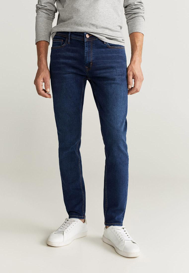 Зауженные джинсы Mango Man 67010524