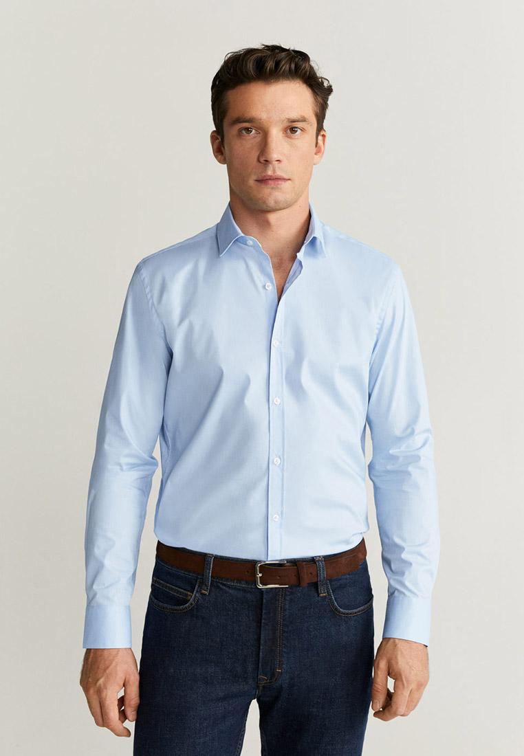 Рубашка с длинным рукавом Mango Man 67050503