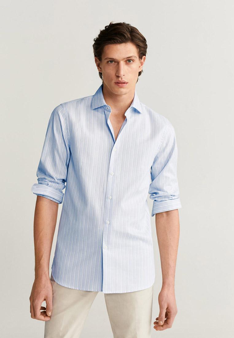 Рубашка с длинным рукавом Mango Man 67002881