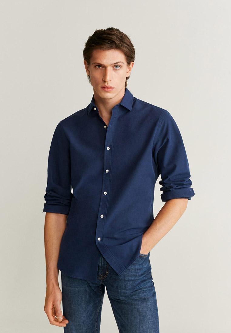 Рубашка с длинным рукавом Mango Man 67022501