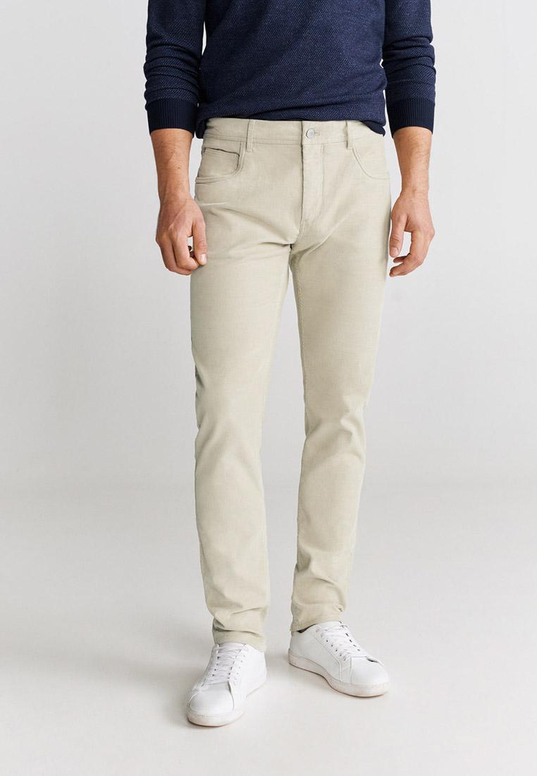 Мужские повседневные брюки Mango Man 67000519