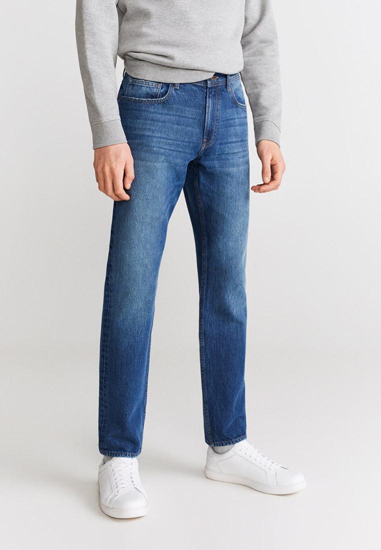 Мужские прямые джинсы Mango Man 67072878