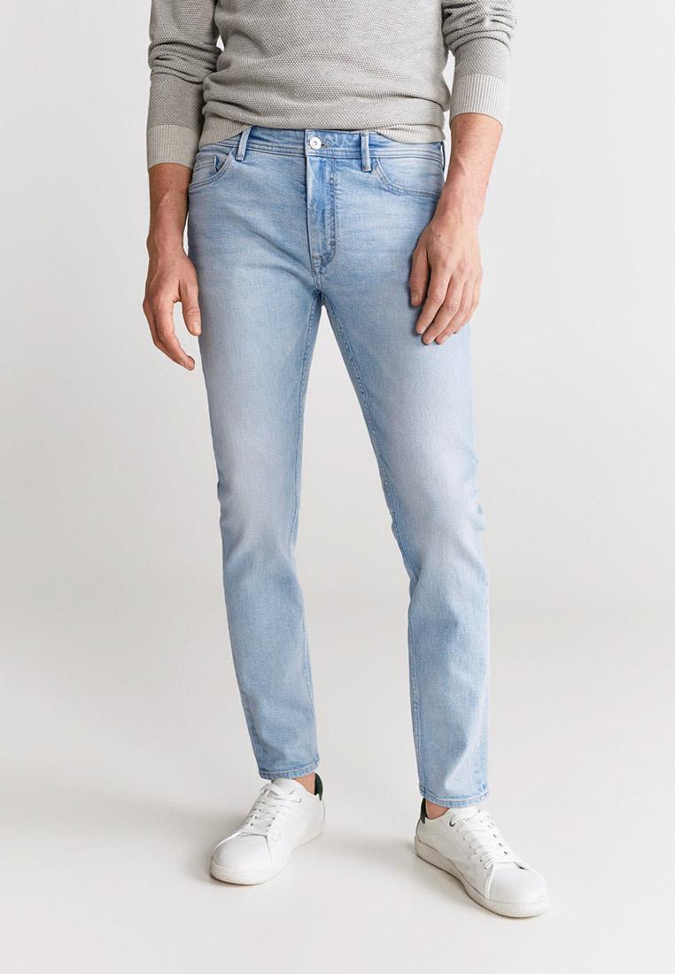 Зауженные джинсы Mango Man 67020519