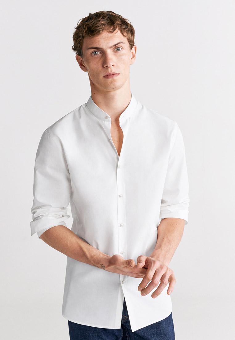 Рубашка с длинным рукавом Mango Man 67034387