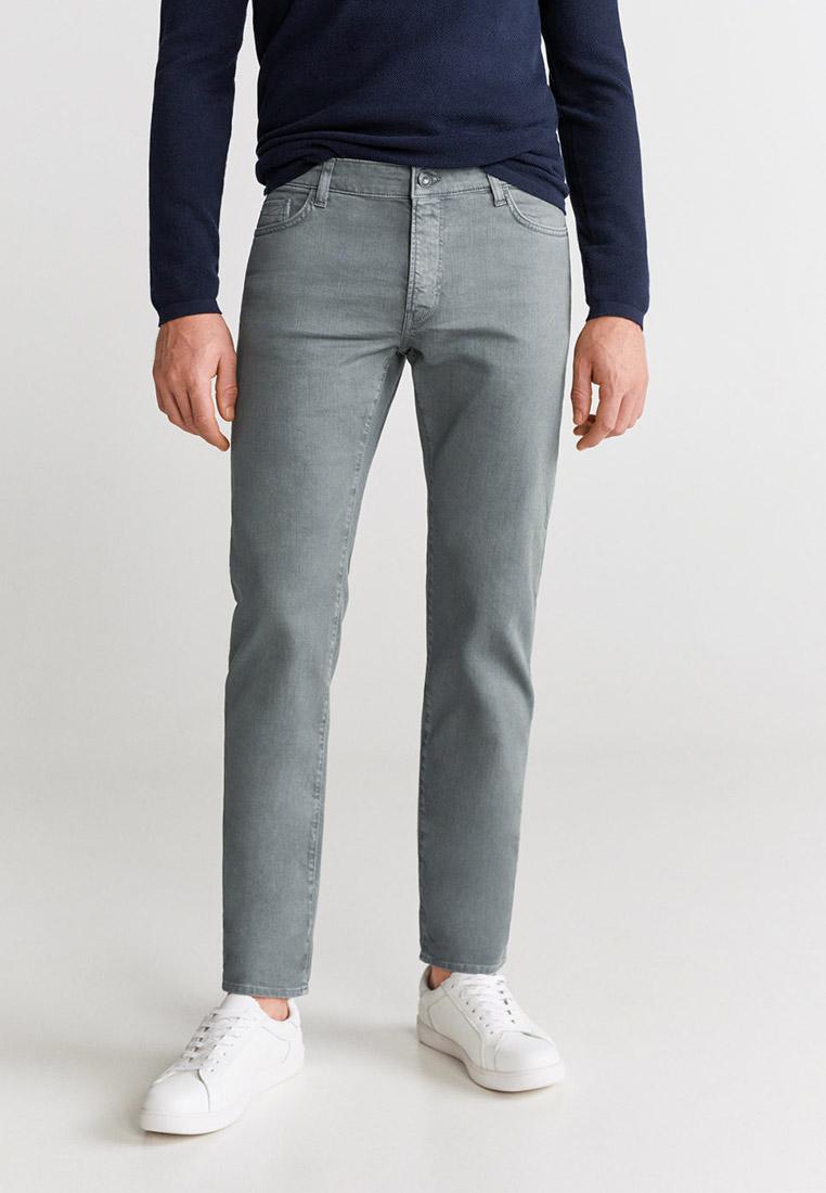 Мужские зауженные брюки Mango Man 67074411