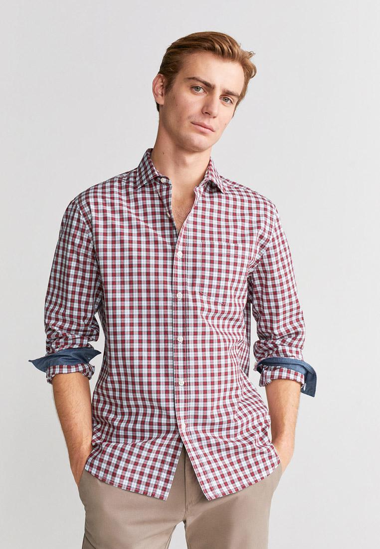Рубашка с длинным рукавом Mango Man 67032879
