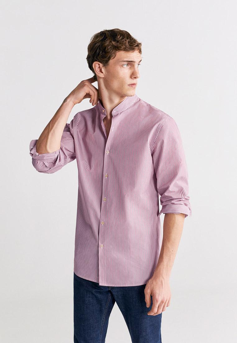 Рубашка с длинным рукавом Mango Man 67024386