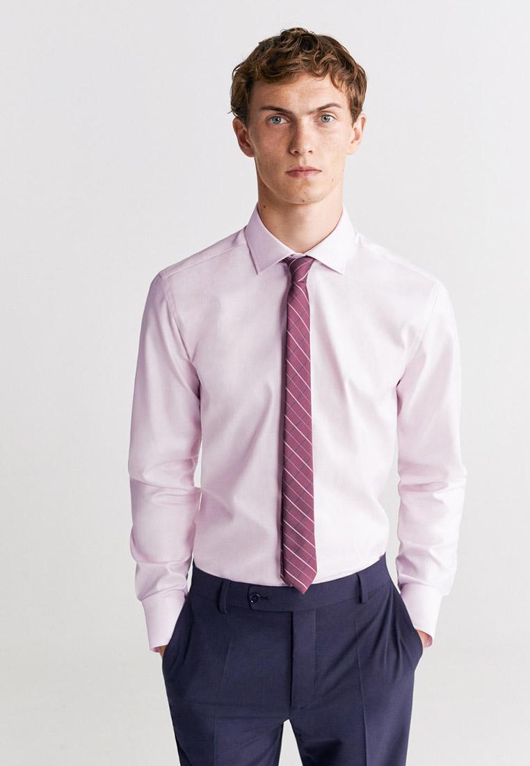 Рубашка с длинным рукавом Mango Man 67030509