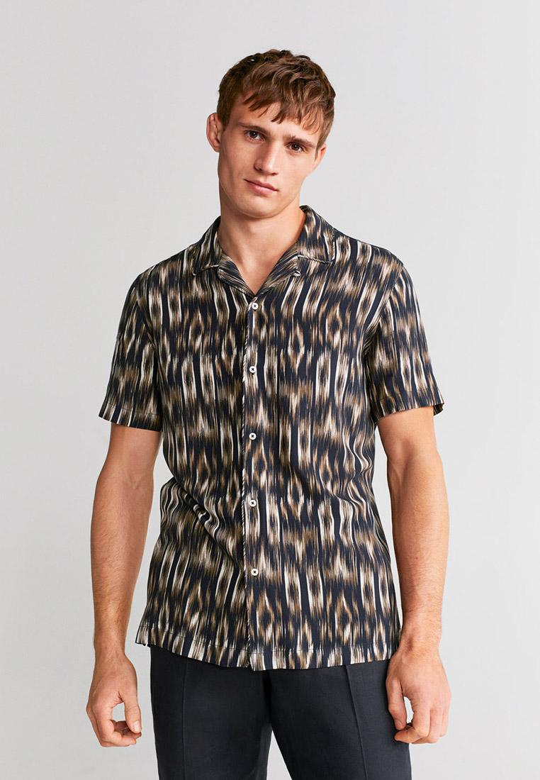 Рубашка с длинным рукавом Mango Man 67005918