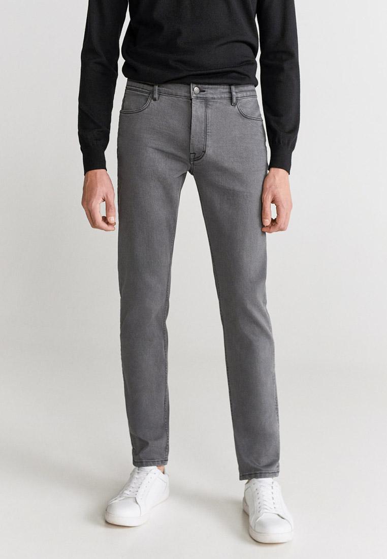 Мужские прямые джинсы Mango Man 67064386