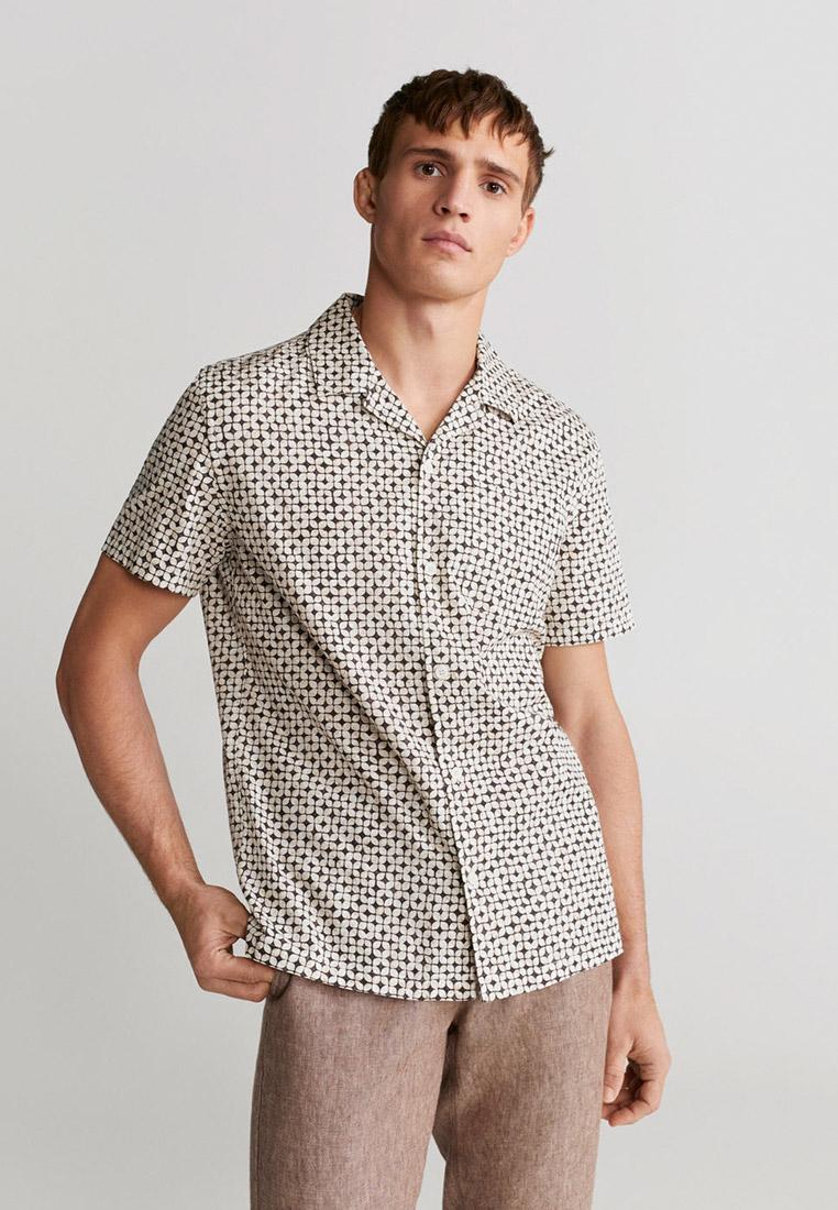 Рубашка с длинным рукавом Mango Man 67005914