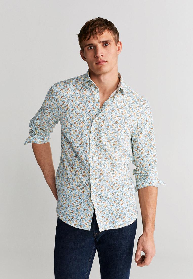 Рубашка с длинным рукавом Mango Man 67005911