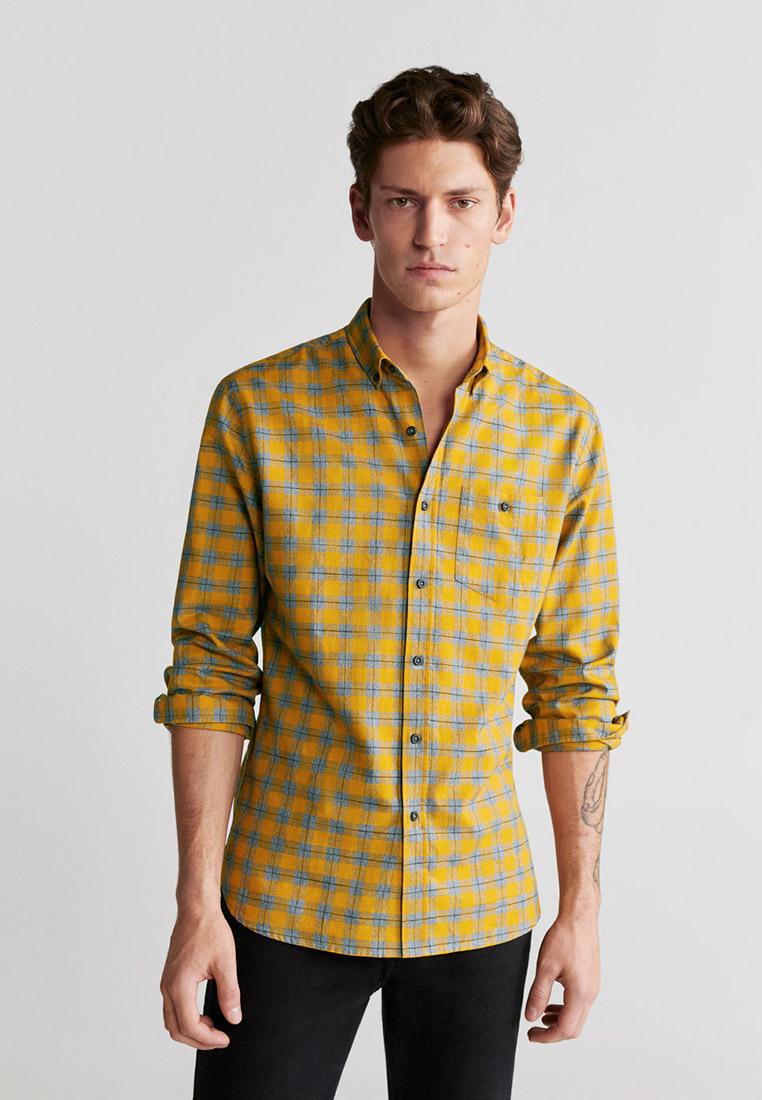 Рубашка с длинным рукавом Mango Man 67090501