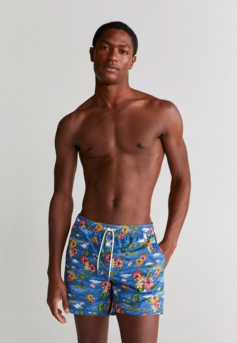 Мужские шорты для плавания Mango Man 67025959