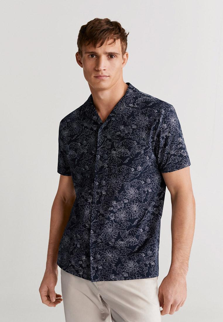 Рубашка с длинным рукавом Mango Man 67095909