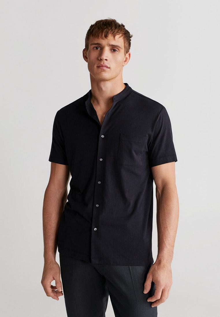 Рубашка с коротким рукавом Mango Man 67065907