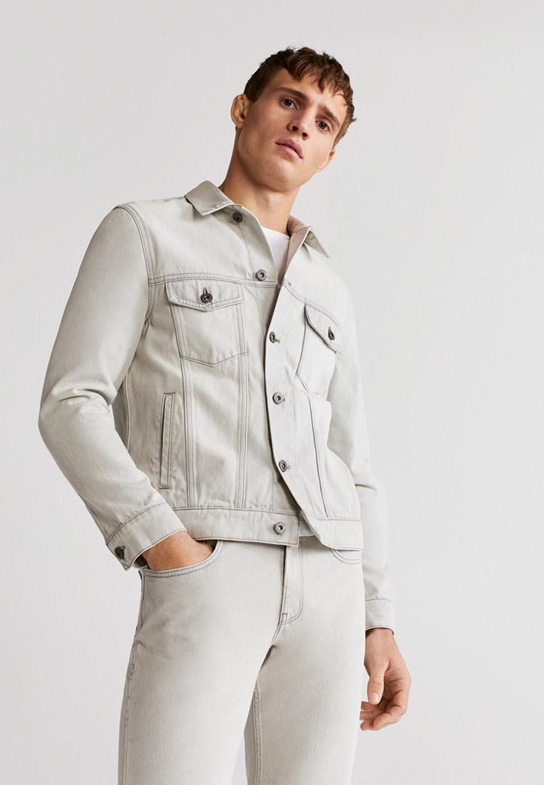 Джинсовая куртка Mango Man 67025910