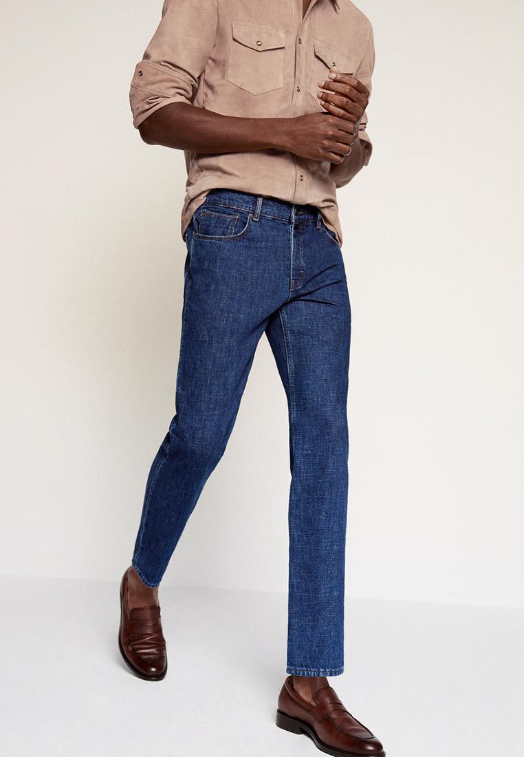 Зауженные джинсы Mango Man 67082877