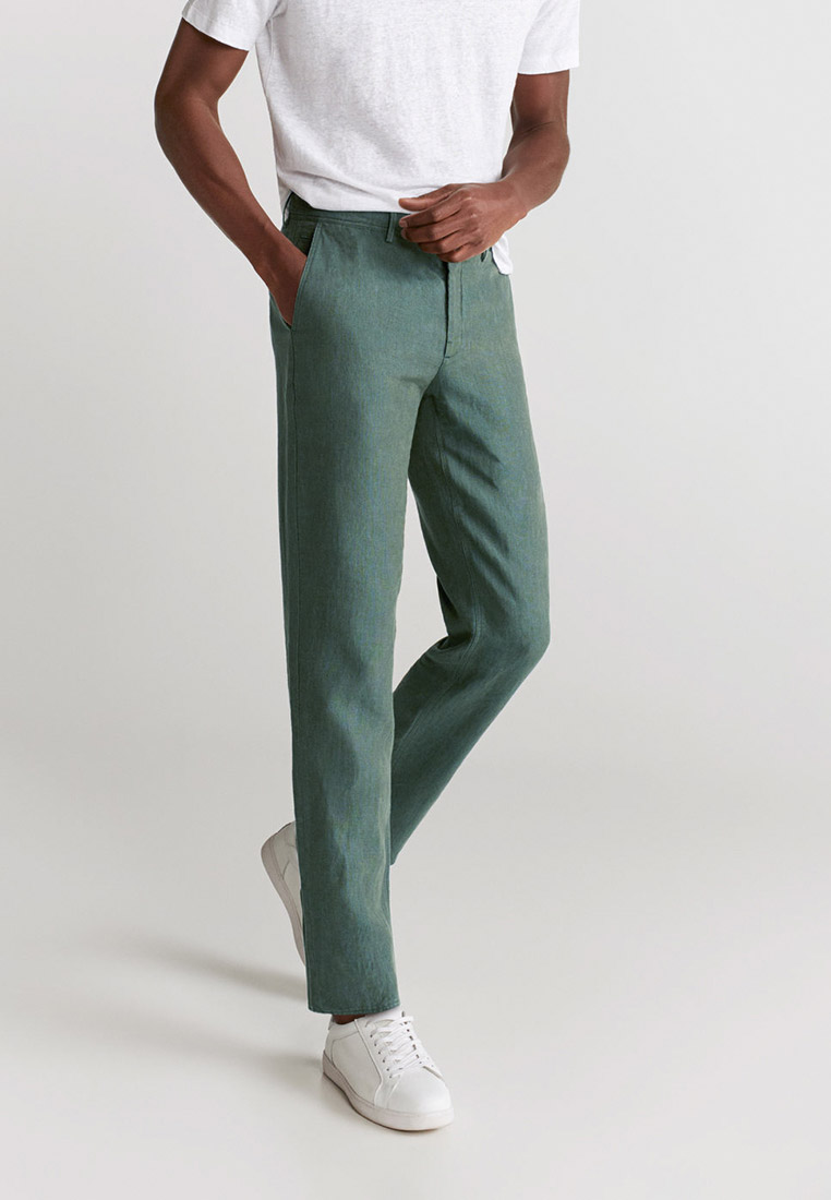 Мужские повседневные брюки Mango Man 67026704