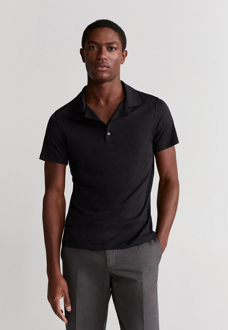 Рубашка с длинным рукавом Mango Man 67008253