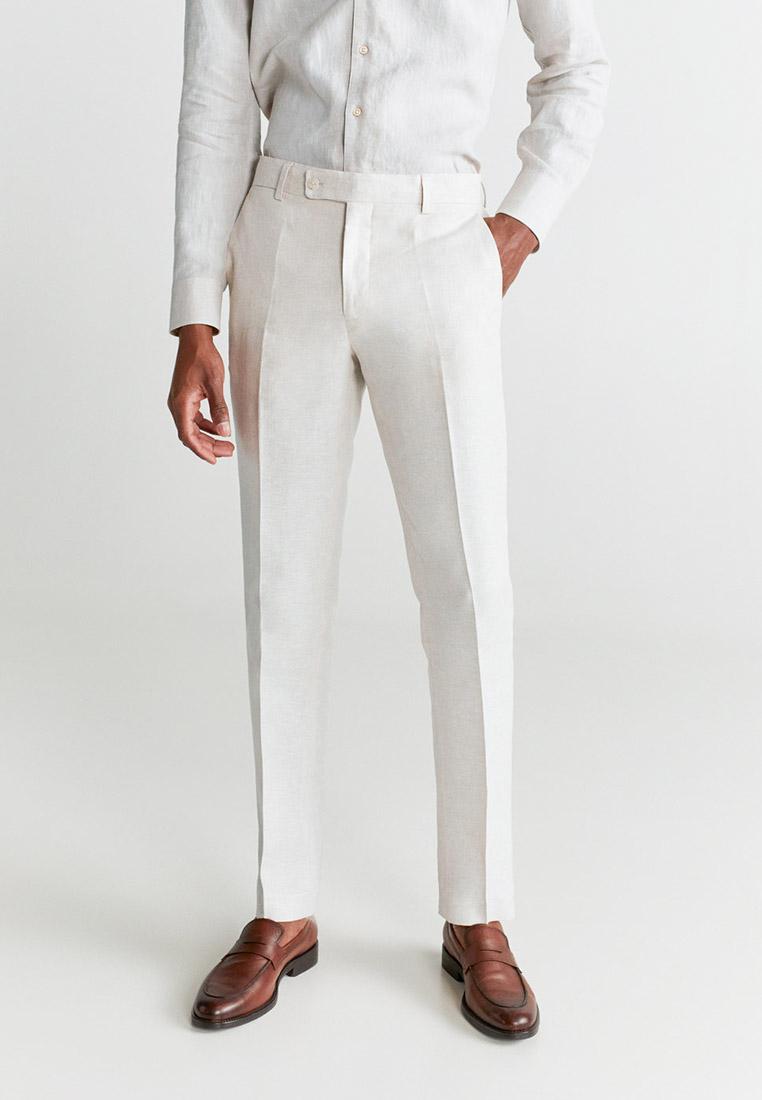 Мужские классические брюки Mango Man 67025906: изображение 1