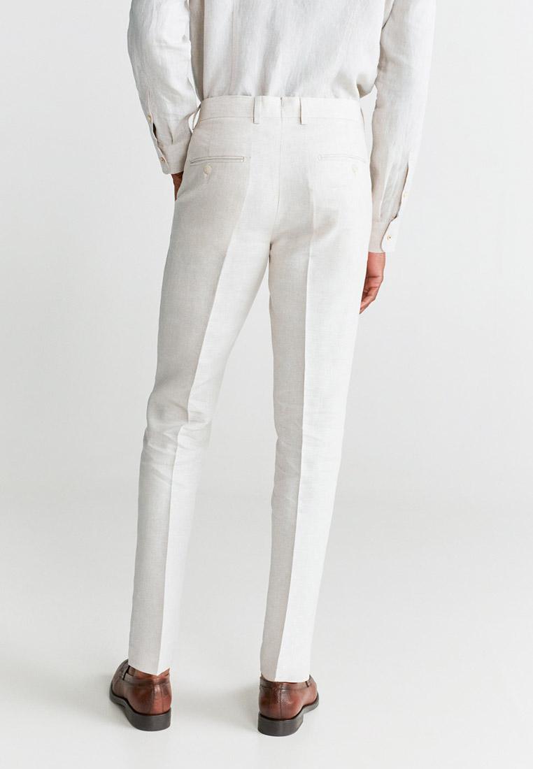 Мужские классические брюки Mango Man 67025906: изображение 3