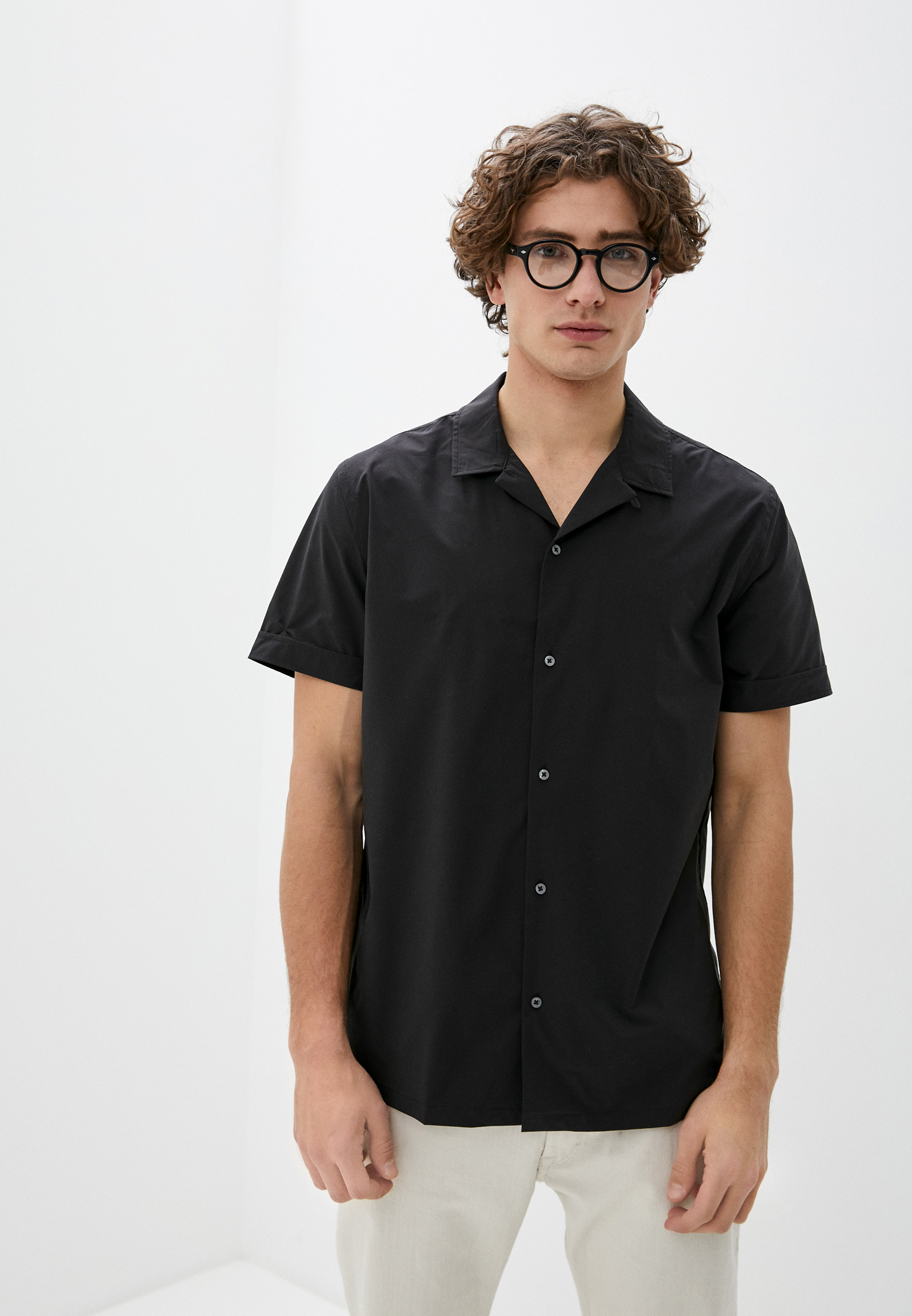 Рубашка с длинным рукавом Mango Man 67096704