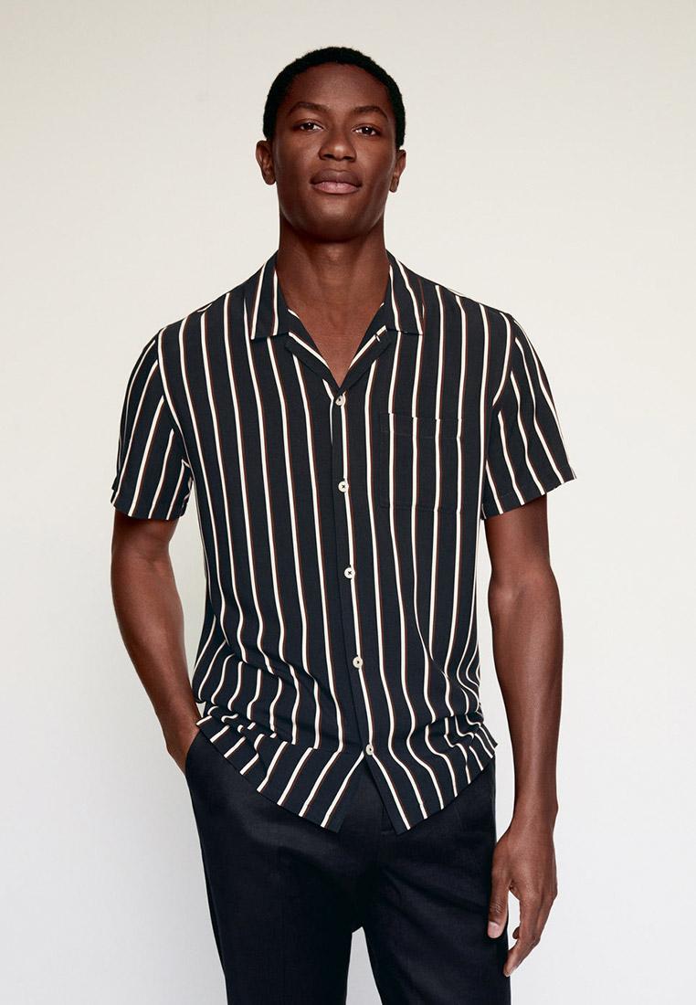 Рубашка с коротким рукавом Mango Man 67057643