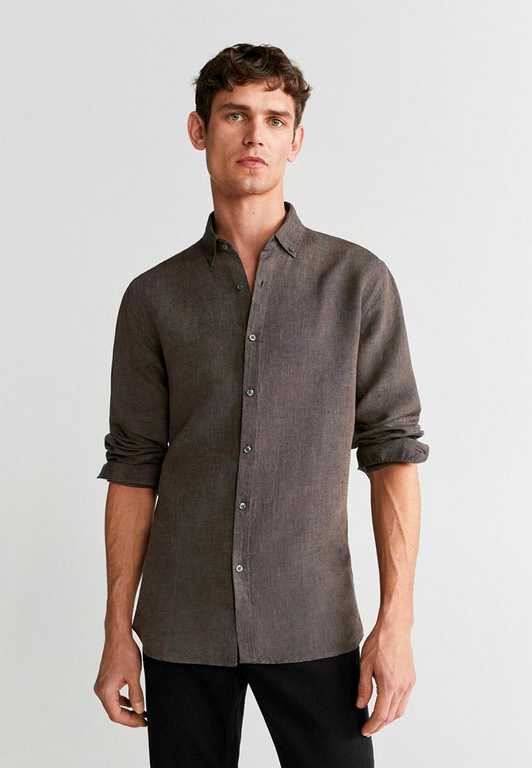 Рубашка с длинным рукавом Mango Man 67045908